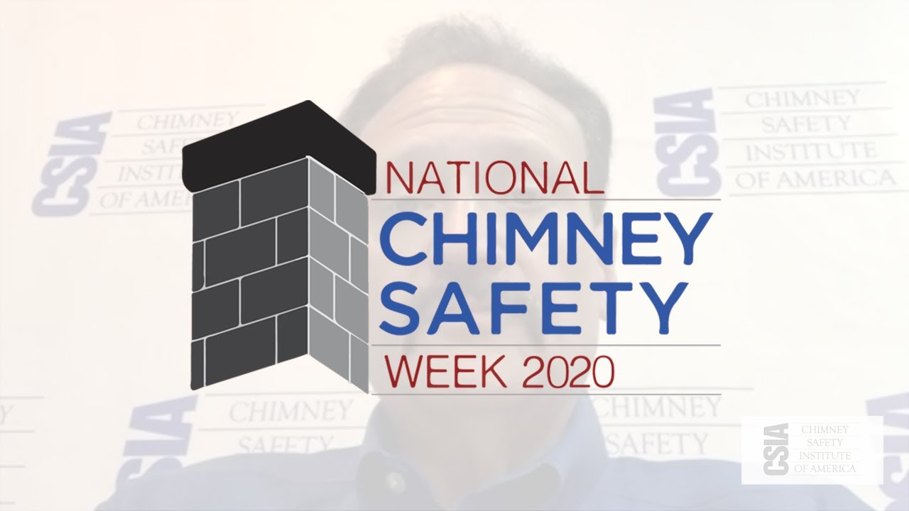 Chimney Safety Week 2020